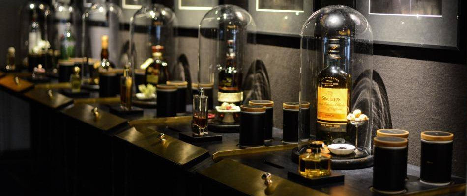 Best Bars Berlin ~ Fragrances / Photo: Ritz Carlton Berlin