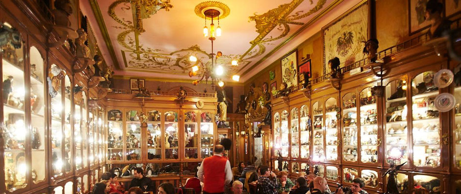 Best Bars Lisbon - Pavilhao Chines