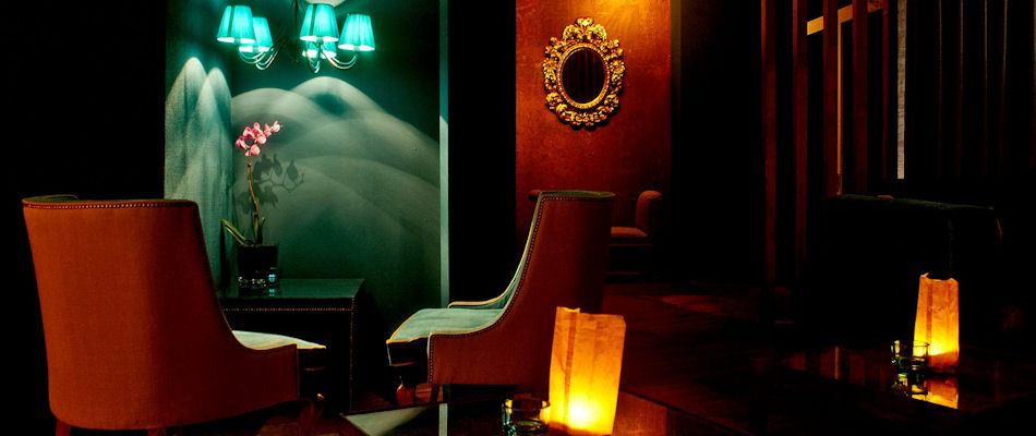 Best Bars Lisbon - Cinco Lounge