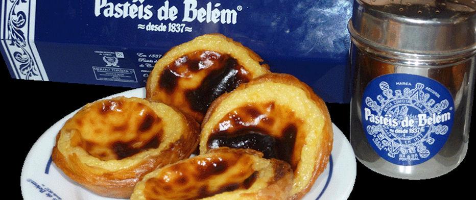 Best Bars Lisbon ~ Pasteis de Belem