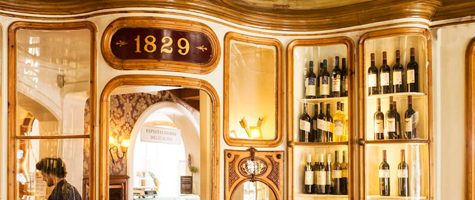 Best Bars Lisbon ~ Confeitaria Nacional
