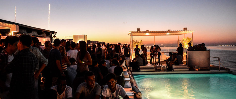 Best Clubs Lisbon ~ K Urban Beach