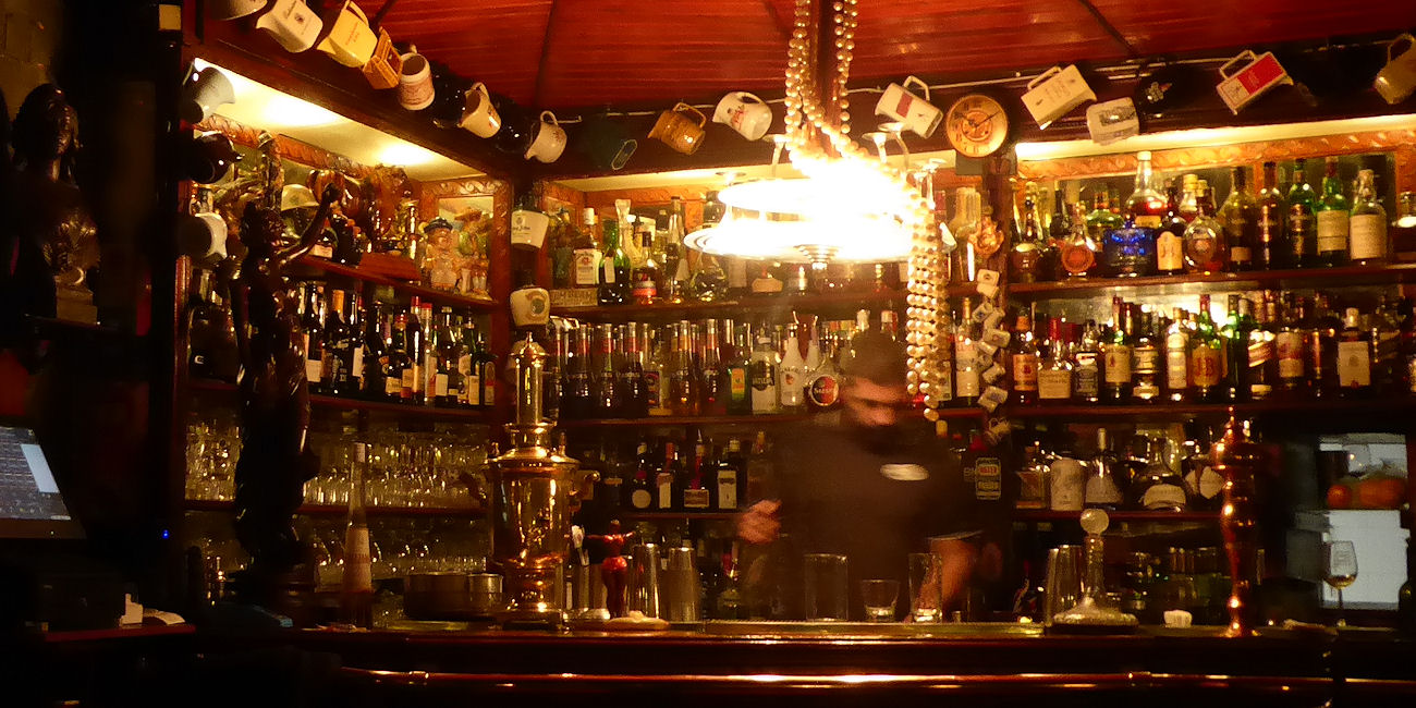 Best Bars Lisbon ~ Foxtrot