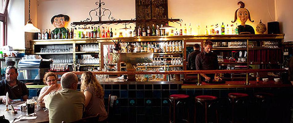 Best Bars Berlin ~ Max & Moritz