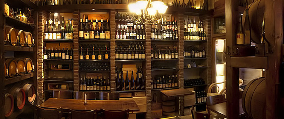 Best Bars Berlin ~ Weinstein