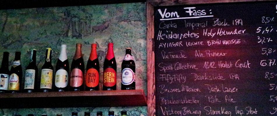 Best Bars Berlin ~ Hopfenreich