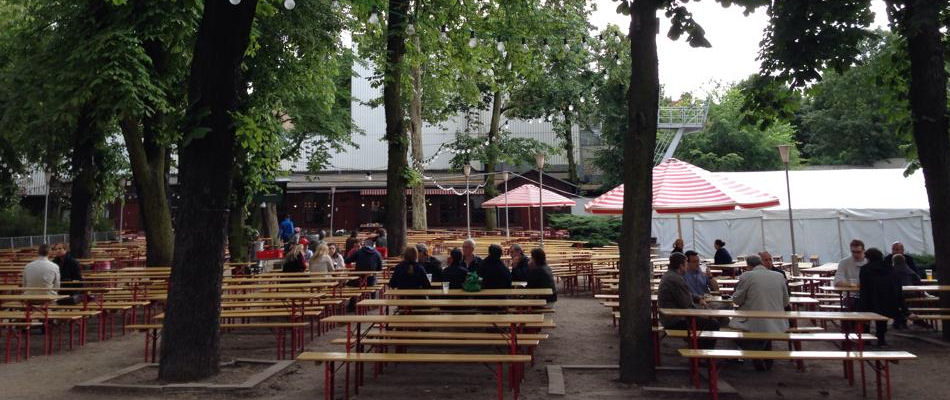 Best Bars Berlin ~ Prater Garten