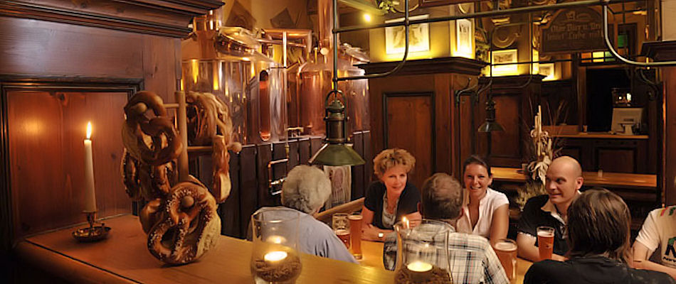 Best Bars Berlin ~ Brauhaus Lemke