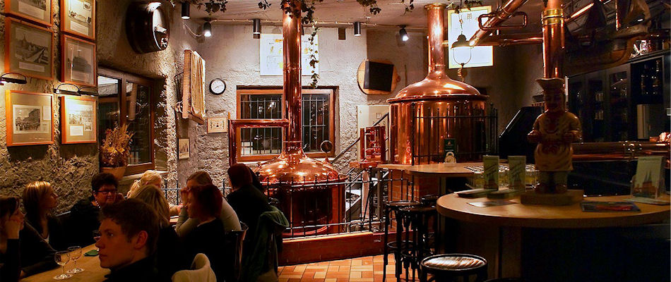 Best Bars Berlin ~ Brauhaus Georgbraeu