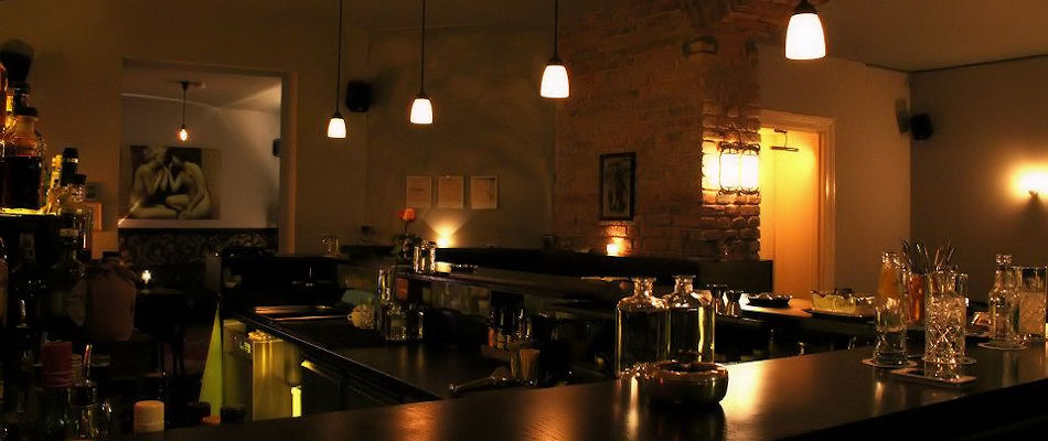 Best Bars Berlin ~ Salut