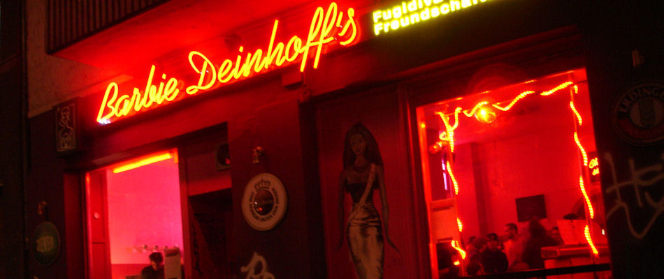 Best Gay Bars Berlin ~ Barbie Deinhoff's