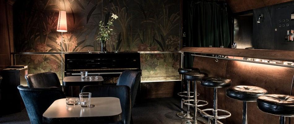 Best Bars Vienna ~ First Floor Bar