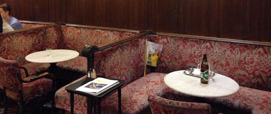 Best Bars Vienna ~ Cafe Sperl