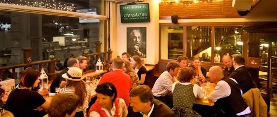 Best Bars Vienna ~ Einstein