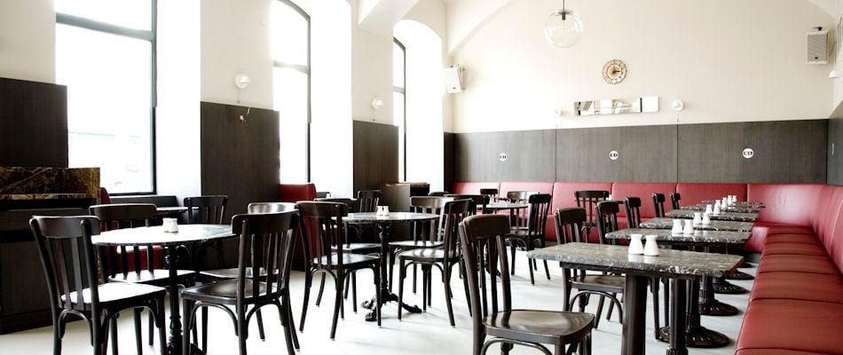 Best Bars Vienna ~ Cafe Drechsler