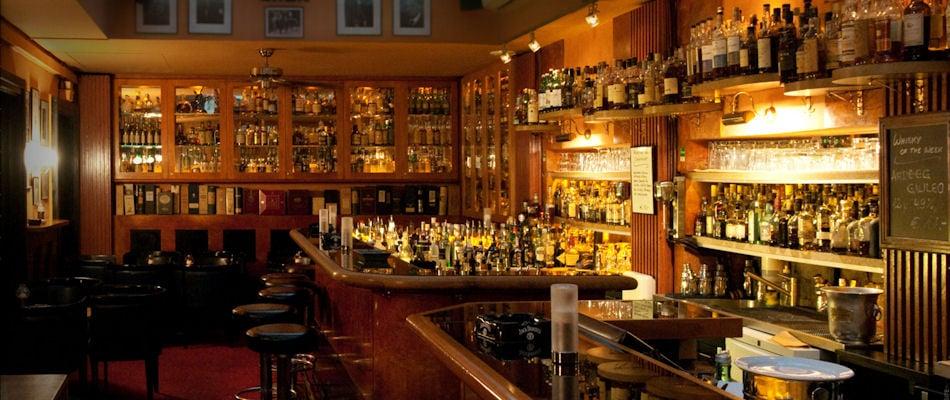 Best Bars Vienna ~ Barflys
