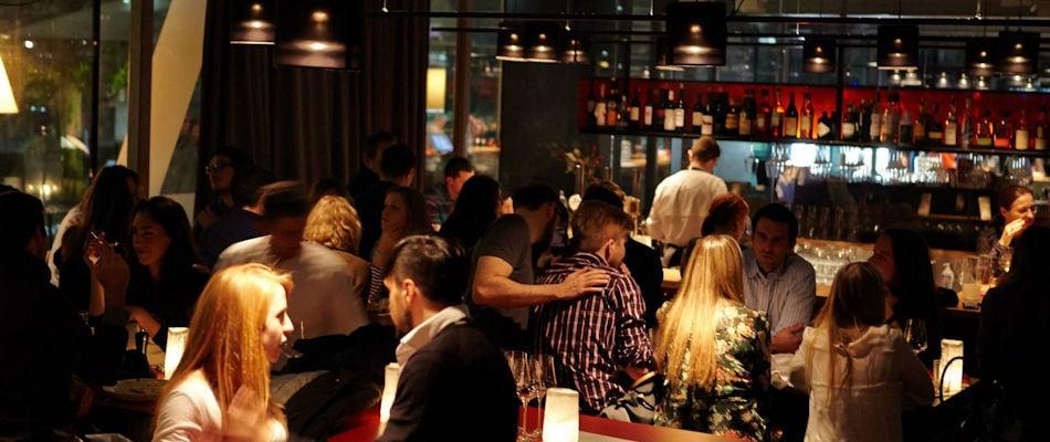 Best Bars Vienna ~ Heuer