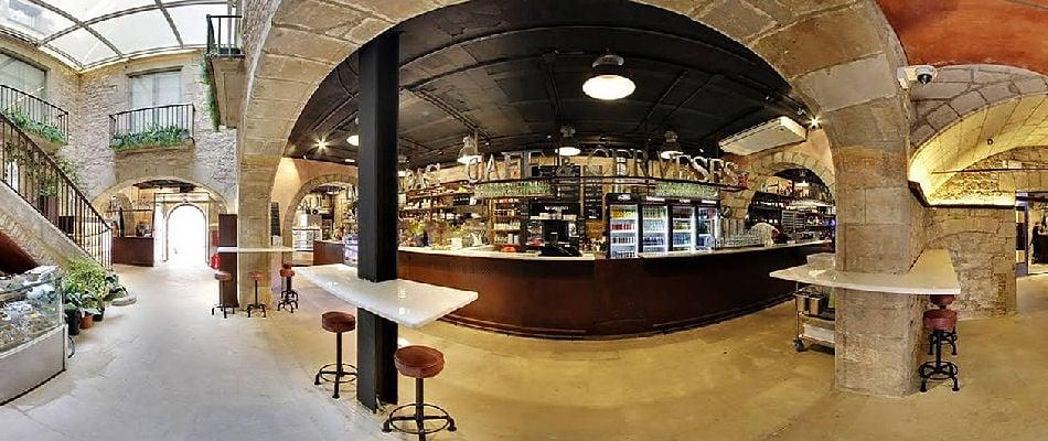 Best Bars Barcelona ~ Mercat Princesa