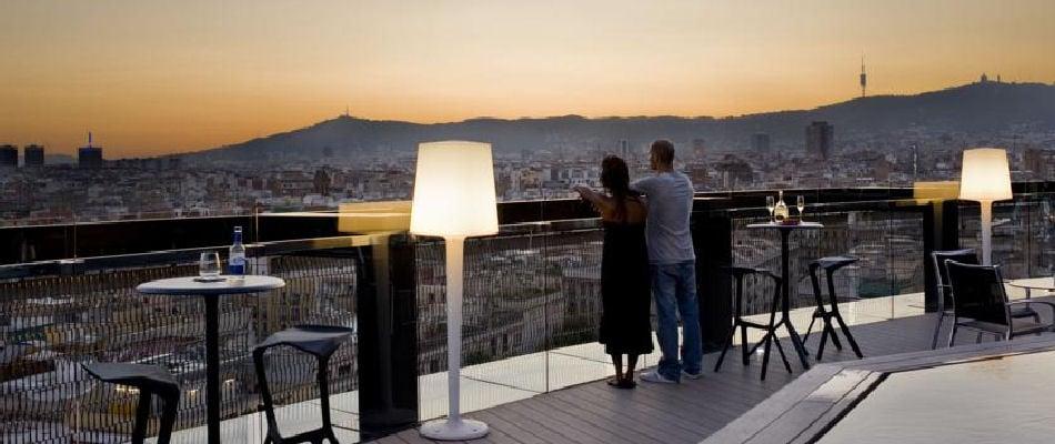 Best Bars Barcelona ~ 360 Degrees Terrace