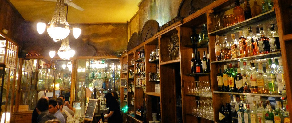 Best Bars Barcelona ~ La Confiteria