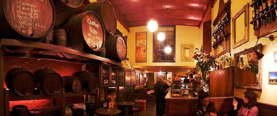 Best Bars Barcelona ~ Bodega La Palma