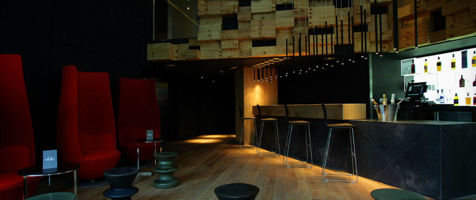 Best Bars Barcelona ~ Ohla Bouteque Bar