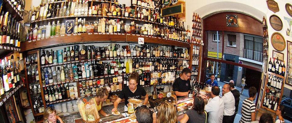Best Bars Barcelona ~ Quimet y Quimet