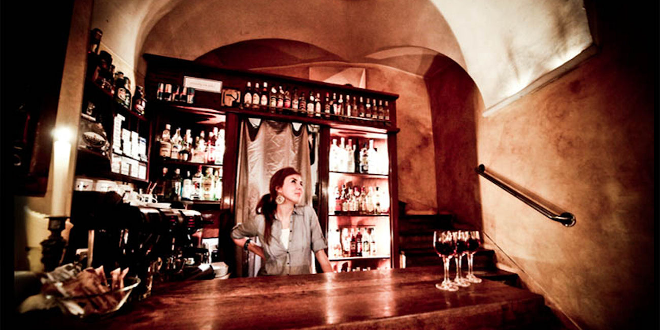 Best Bars Krakow ~ Wodka Cafe / Photo: wodkabar.pl