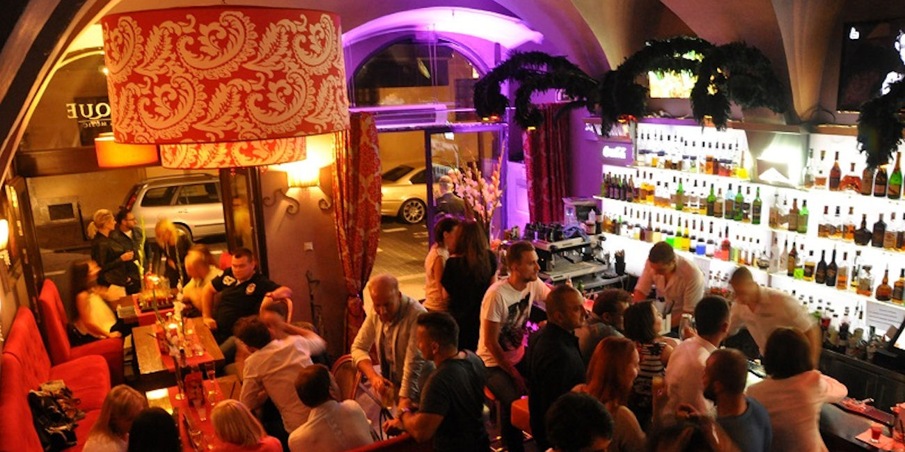 Best Bars Krakow ~ Baroque / Photo: jana.baroque.com.pl