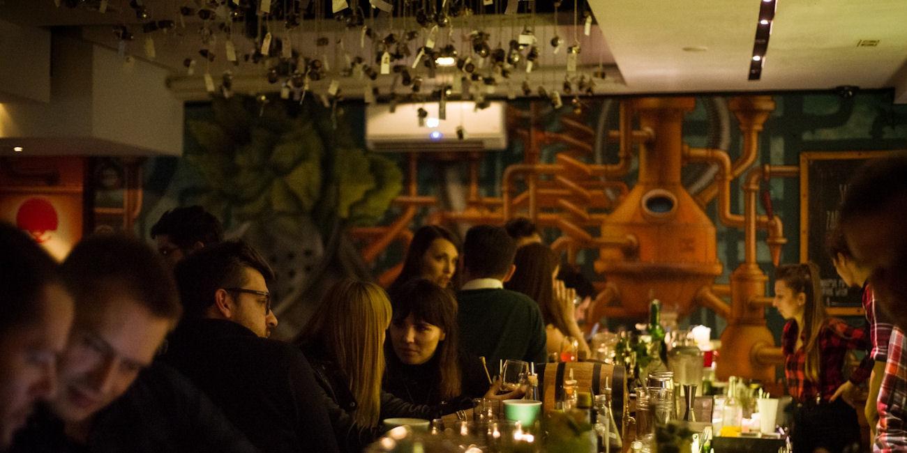 Best Bars Warsaw ~ Kita Koguta / Photo:Facebook kitakoguta