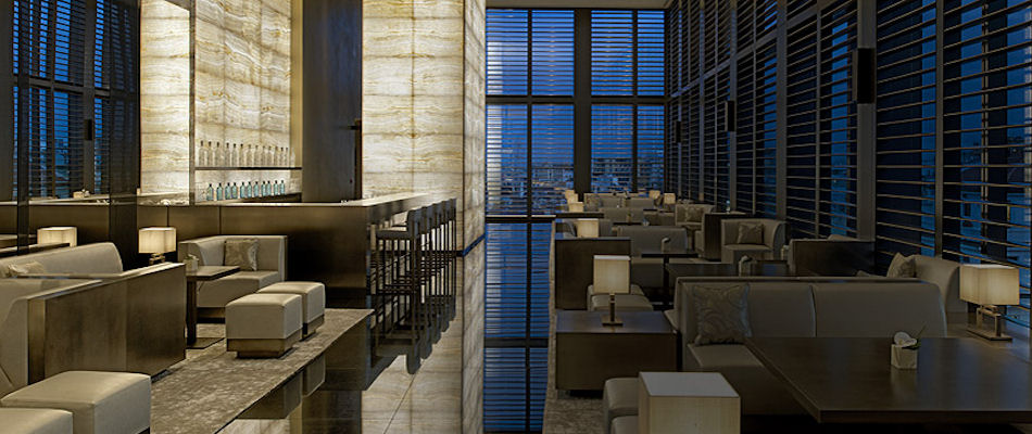 Best Bars Milan ~ Armani Lounge / Photo: milan.armanihotels.com
