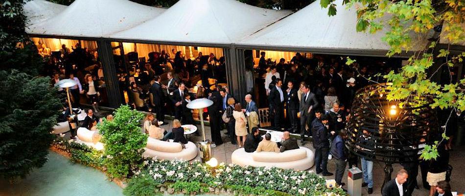 Best Bars Milan ~ H Club Diana / Photo:hclub-diana.com