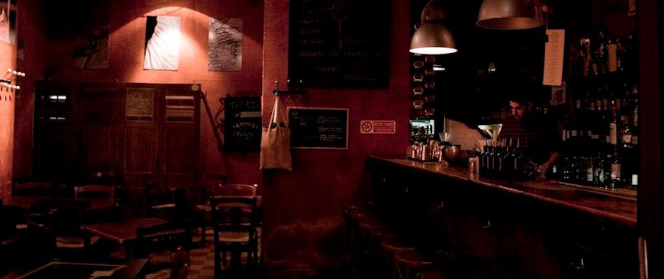 Best Bars Milan ~ Luce e Andrea / Photo:lucaeandreanavigli.it