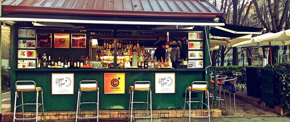 Best Bars Krakow ~ Plaza Krakow / Photo:plazakrakow.com