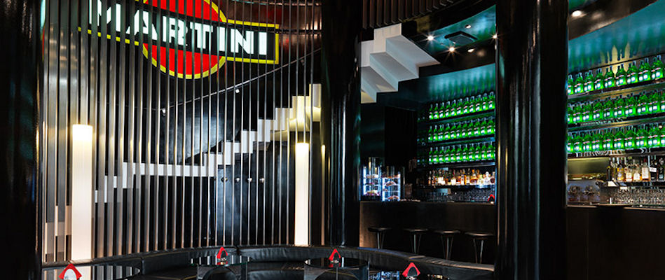Best Bars Milan ~ Bar Martini / Photo:dolcegabbana.com
