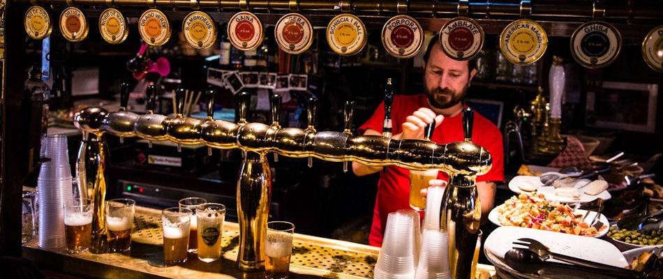 Best Bars Milan ~ Birrificio Lambrate / Photo: Facebook BirrificioLambrate
