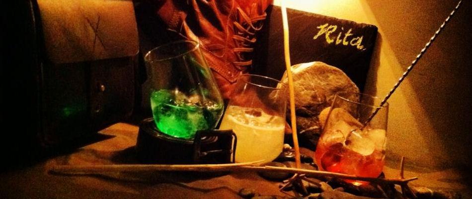 Best Bars Milan ~ Rita / Photo:RitaCocktails