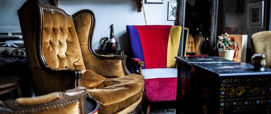 Best Bars Milan ~ MAG Cafe / Photo: Andrea Buratto Facebook Mag-Cafè