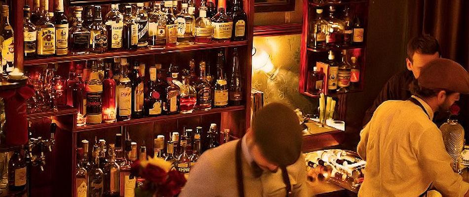 Best Bars Copenhagen ~ Salon 39 / Photo:salon39.dk