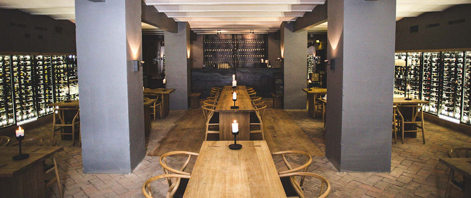Best Bars Copenhagen ~ Nimb Vinotek / Photo: vinotek.nimb.dk