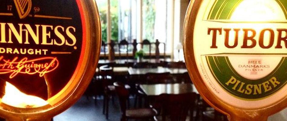 Best Bars Copenhagen ~ Alleenberg / Photo: Facebook Alleenberg