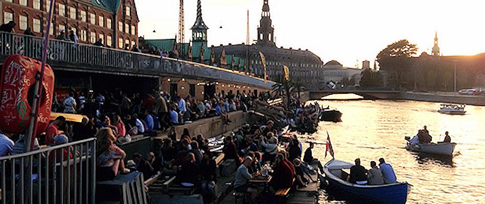 Best Bars Copenhagen ~ Kayak Bar / Photo:kayakbar.com