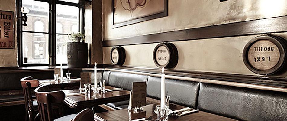 Best Bars Copenhagen ~ Nyhavn 17 / Photo:nyhavn17.dk