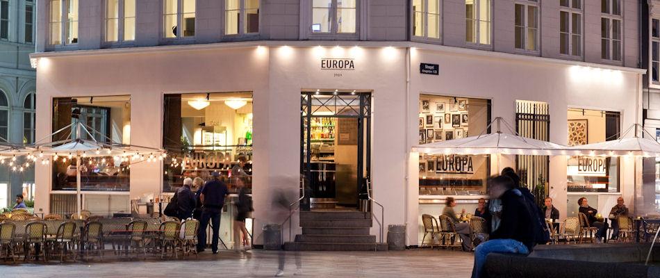 Best Bars Copenhagen ~ Europa 1989 / Photo: Facebook europa1989