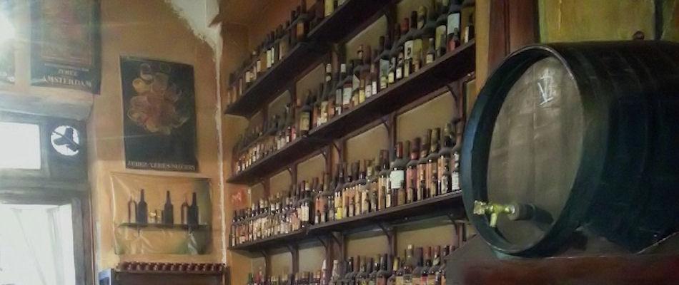 Best Bars Madrid ~ La Venencia