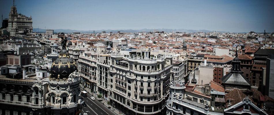 Best Bars Madrid ~ Azotea Del Circulo