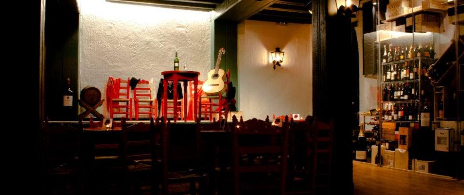 Best Bars Madrid ~ La Taberna de Mr Pinkleton