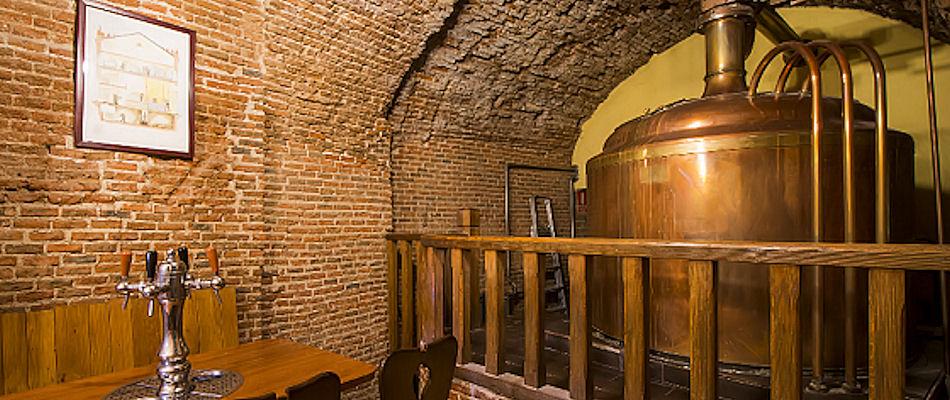 Best Bars Madrid ~Naturbier