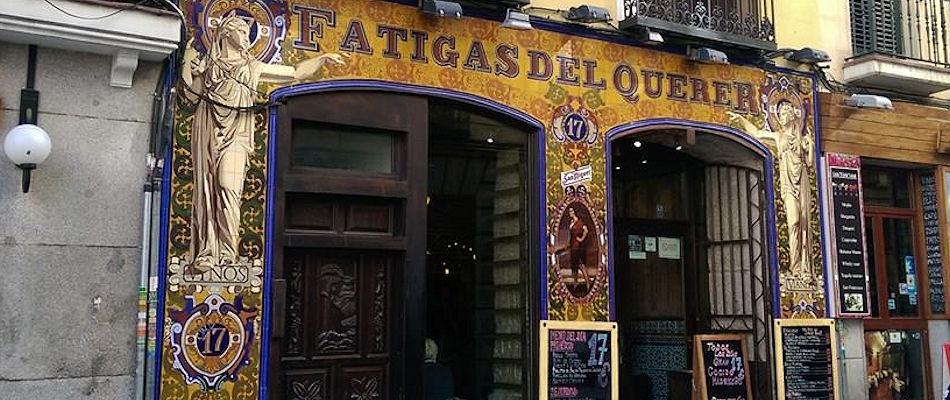 Best Bars Madrid ~ Fatigas Del Querer