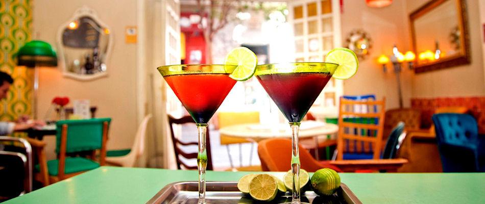 Best Bars Madrid ~ Lolina Vinatge Cafe